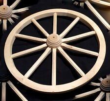 RUOTA carrello CARRO GRANDE 70 legno massello migliore qualità dettagli woodeeworld