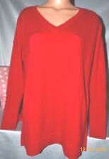Victorias Secret Supermodel 100% CASHMERE High Low V Neck Sweater NWT M