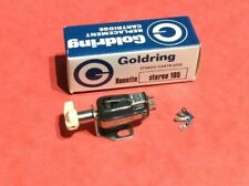 NOS STEREO Ronette DC105 Goldring Turnover  Crystal Cartridge for Turntable part