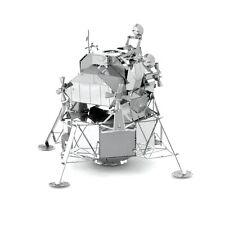 Metal Earth - Apollo Lunar Module 3D Metal Model kit/Fascinations Inc