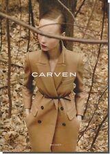 Publicité Advertising 2010 - CARVEN (Advertising paper)