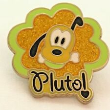 Disney Limited Edition Pluto Trading Pin 2007 Rare Only 800 Made 5 Out of 10