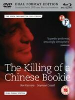 Nuevo The Killing De Un Chino Bookie Blu-Ray + DVD