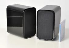 Un paio di Peachtree Audio High Performance altoparlanti DS 4.5 colore glossy black