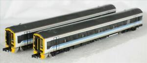 Graham Farish 0887 - Class 158 Regional Railways - Two car dummy set - 158865
