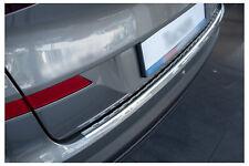 Ladekantenschutz mit Abkantung für Hyundai Tucson 2 Facelift Edelstahl 08/2018-