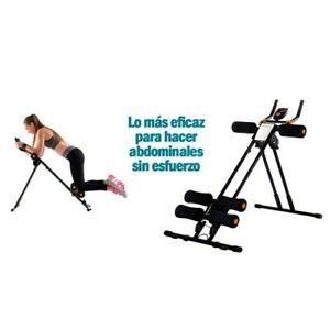 Ejercitador De Abdominales Y Espalda Fitness Gimnasio Abdominal Aparato Gimnasia