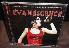 Maximum Evanescence - The Unauthorised Biography Of Evanescense (CD, 2003)