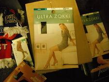 Marks & Spencer Ultra Zokki Small 10 Denier Black Smooth Tights
