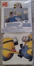 Roommates Despicable Me Minion Made Wall Decal Gru Unicorn Agnes