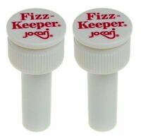 Jokari Fizz Keeper Pump Cap 2 PACK - 2 Liter Soda Pop Pressure Saver Pumping Lid