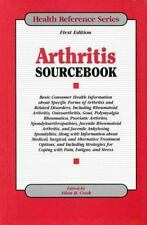 Arthritis Sourcebook: Basic Consumer Health Information About Specific-ExLibrary