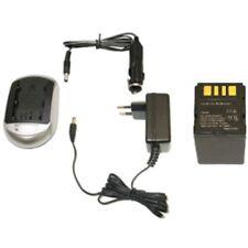 Batería +, estación de carga F. JVC bn-vf733 bn-vf733u gr-d239