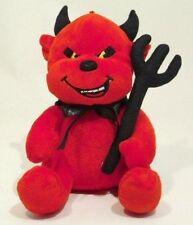 NEW Red Devil Soft Plush Toy  24cm 12856