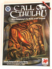 CALL OF CTHULHU - 5th Edition (lot 1)