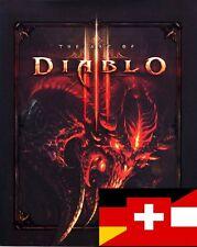 L' art de Diablo 3-ARTBOOK-Livre d'art-nouveau Collectors Edition OVP
