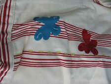 DPAM Girls 100% Cotton Summer Pant Set Size 6 purchased in France NWOT