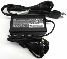 Original OEM Acer 65W AC/DC Adapter for Acer Spin 5 SP515-51N-51GH 2-in-1 Laptop