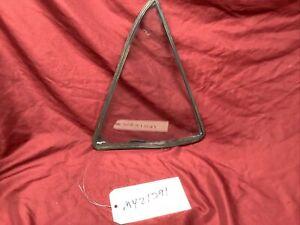 1964-1966 FORD MUSTANG PASSENGER REAR QUARTER WINDOW GLASS