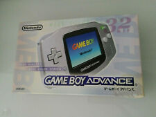 Nintendo Gameboy Advance SILVER Console Japan Sealed Unopened GBA RARE Variant!