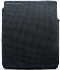 Porsche Design ipad tablet, funda protectora, funda bolsa estuche Black nuevo