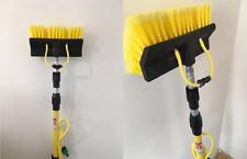 3.5M Water/Hose Fed Window Cleaning Brush, Window Cleaner Equipment Kit