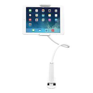 Aduro Solid-Grip Adjustable Universal Gooseneck Tablet Stand Phone Desk Mount