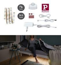 Paulmann YourLED Night Comfort Set 1m Warmweiß Bettlicht mit Bewegungssensor