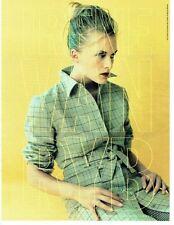 Publicité Advertising 087  1996  Irene Van Ryb  haute couture