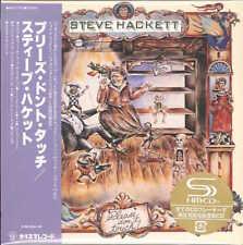Please Don't Touch! [7/8] by Steve Hackett (CD, Jul-2016)