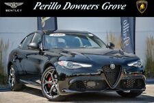 2020 Alfa Romeo Giulia Ti Sport Nero Edizione