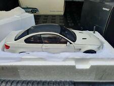KYOSHO 1:18  BMW M3 E92 Coupe Alpine White brand new
