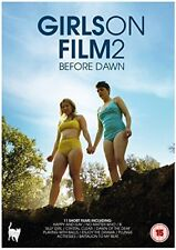 GIRLS ON FILM 2 (lesbian movie) Before Dawn DVD in Inglese NEW .cp