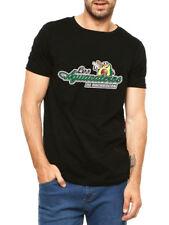 Baseball Men's T-Shirt Aguacateros de Michoacan Color Black 100% Cotton