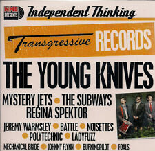 NME Presents - Independent Thinking Regina Spektor UK CD The Young Knives
