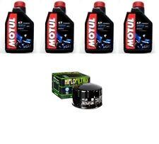 KIT OLIO MOTUL 4LT MOTUL 3000 10W40+FILTRO HF164 BMW R1200 RK27 07-10