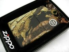 ZIPPO Full Size 2 Sided CAMO Camouflage Windproof Lighter! 28738