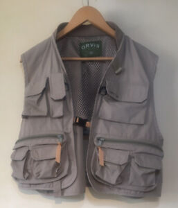 Ovris Large Fly Fishing Waist Coat