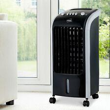 Neo 4 Litre 80W Oscillating Portable Air Evaporative Cool Cooler Fan