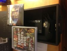 Grand Theft Auto IV Limited Special Collector's Edition items  LikeNEW
