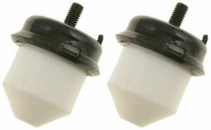 Set 2 Front Lower Control A Arm Bump Stops 4WD for 95-05 Blazer S10 Jimmy Sonoma