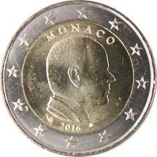 Pièces euro de Monaco Année 2016