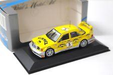 1:43 Minichamps Mercedes 190E EVO2 ASCH #3 CAMEL NEW bei PREMIUM-MODELCARS