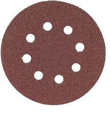 Bosch SR5R180 5-Piece 180 Grit 5 In. 8 Hole Hook-And-Loop Sanding Discs