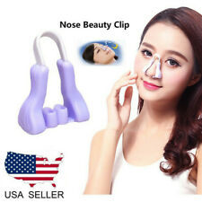 Women Beauty Nose Clip Clipper Silicone Nose Up Shaping Shaper Lifting Tool US