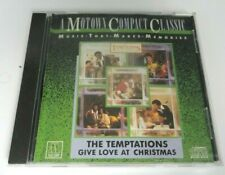Give Love At Christmas by The Temptations CD