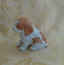Vintage Homco Home Interiors Dog Puppy Figurine #8828