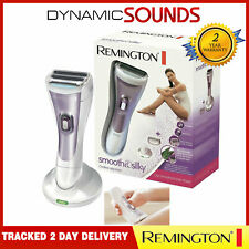 Remington WDF4840 Double Foil Head Cordless Womens Wet & Dry Smooth Lady Shaver