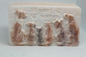 Handgemachte Seife Hundeliebhaber im Duft Sandelholz namuseifen
