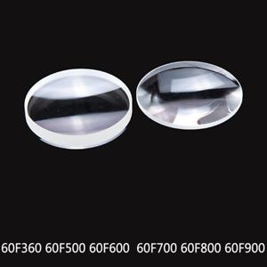D60mm Astronomical Telescope Glass Double Separation Single Side Blue Membrane